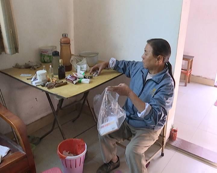 江海区一男子离家出走半年未归 老母患病渴望照顾