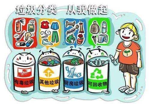 江门4所学校(幼儿园)入选省级校园生活垃圾分类教育基地