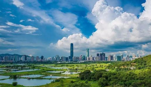 廣東:PM2.5今年創最好水平 廣深全面消除黑臭水體