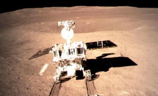 玉兔二號成工作時間最長月球車 攜嫦娥三號聯袂破紀錄
