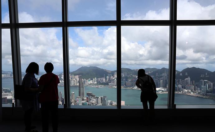 香港暫緩大型對外推廣工作,取消部分旅游活動
