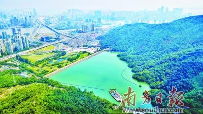广东对澳门供水总量超22亿立方米