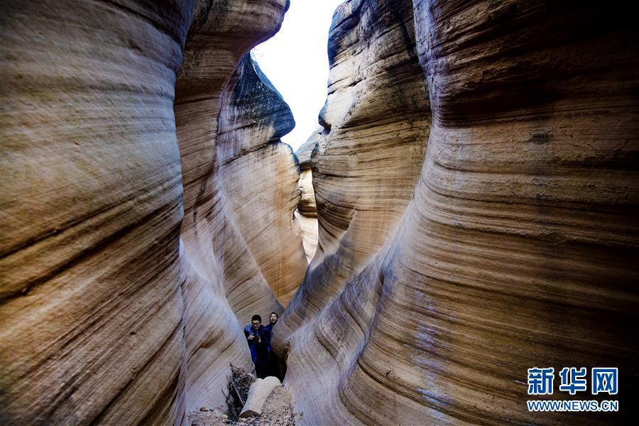 毛项峡谷:黄土高原上的自然奇观