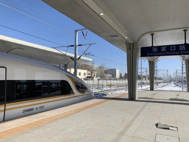京張高鐵進入運行試驗階段 年底正式開通