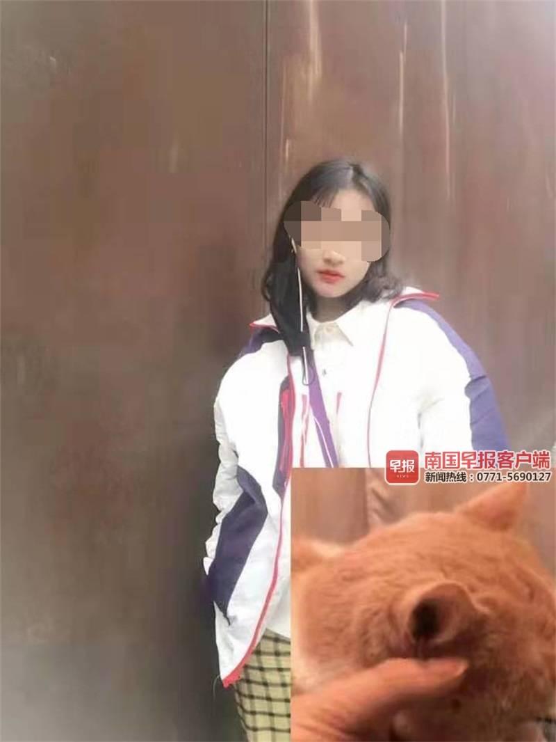 南寧女大學生發消極歌詞后失聯,邕江發現一具遺體待確認
