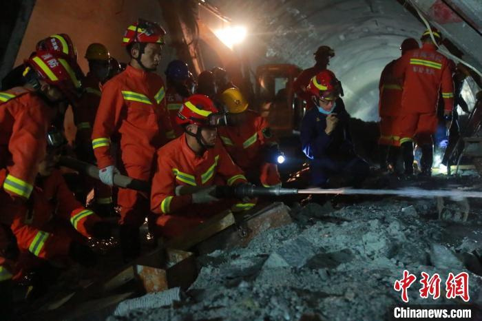 云南臨滄在建隧道事故最后1名失聯者找到,共致12人遇難