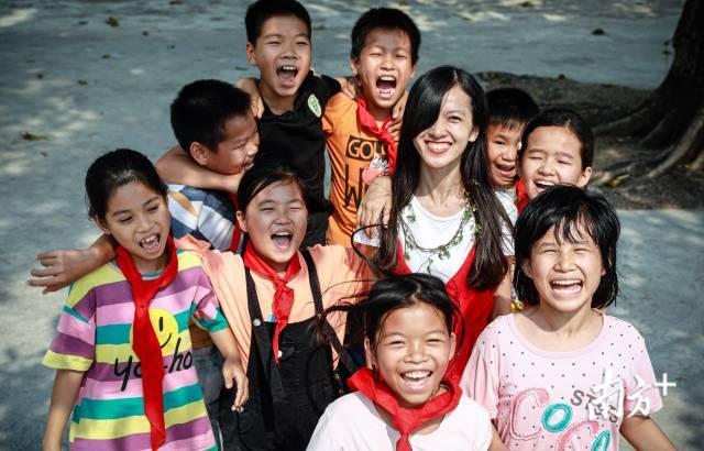 央視點贊茂名化州單眼失明女孩:她給了我們成長的力量
