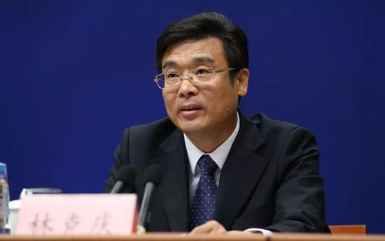 53歲的林克慶成廣東最年輕省級常委