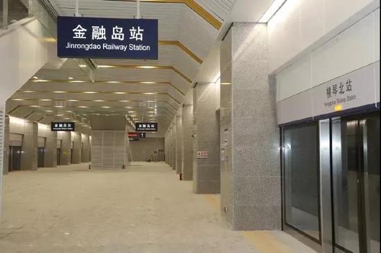 珠机城轨即将开通 中山街坊或可坐列车直达珠海长隆