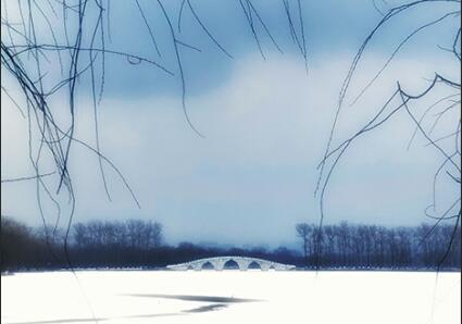 收藏好!北京又下雪啦一波雪景大片上线