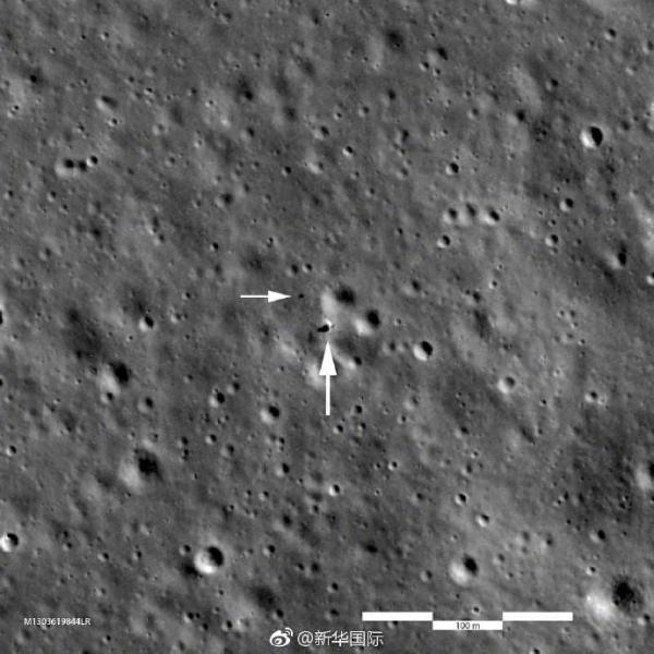 迄今最清晰照!嫦娥四号最新照片来了
