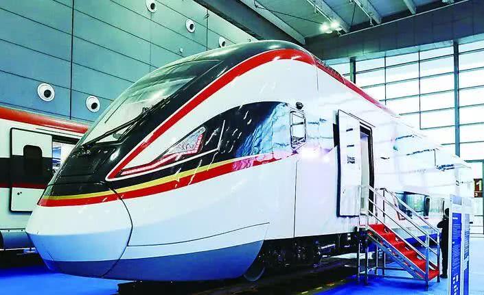 中国未来双层高铁长这样