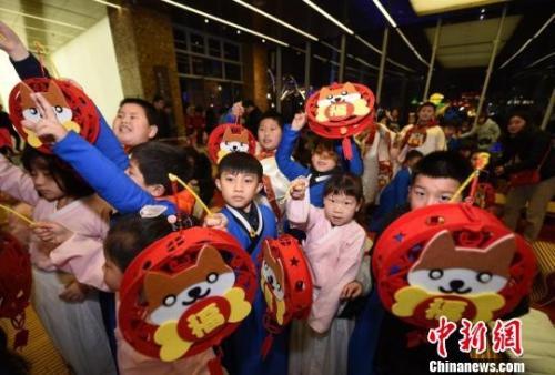 元宵是中国传统情人节