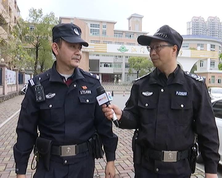 记者体验基层警察工作 事无巨细平凡坚守
