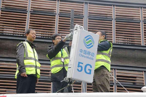 广东首次!元宵灯会用上了5G电视直播