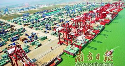 广东努力抓住建设粤港澳大湾区重大机遇打造国际一流湾区和世界级城市群