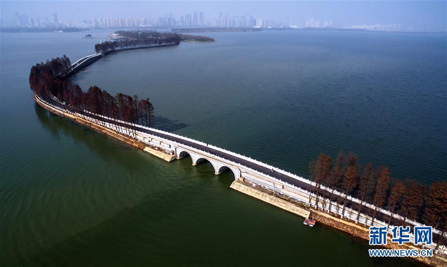 """城湖相融、还湖于民——武汉东湖""""变身""""记"""
