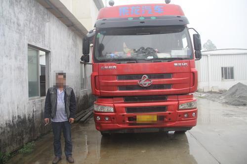 大货车司机撞人身亡后逃逸 江门热心市民跟踪20公里后报警