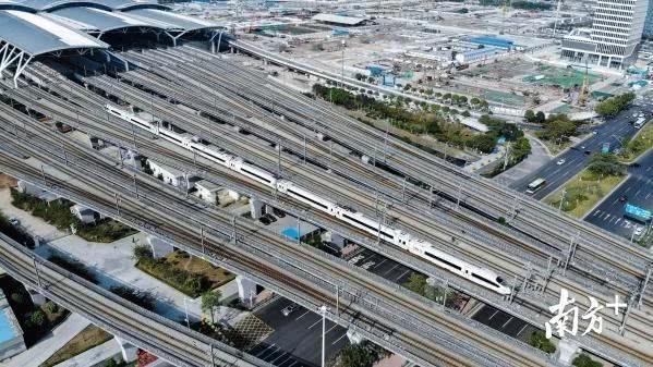 重磅!2021年广州轨道交通产业规模达到1200亿元