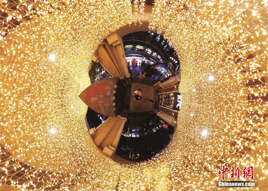 360度展示武汉面貌