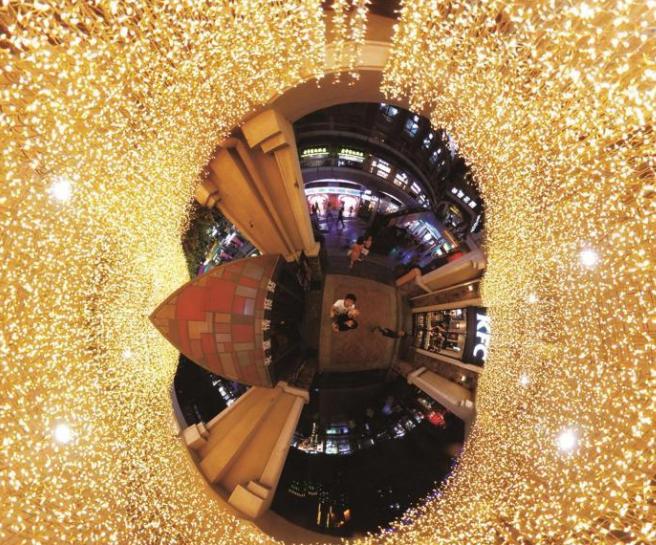 360度展示武汉城市面貌