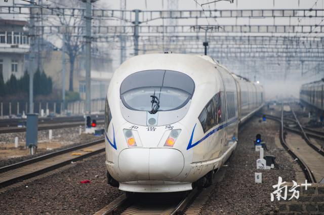 广铁4月10日起增开14对旅客列车