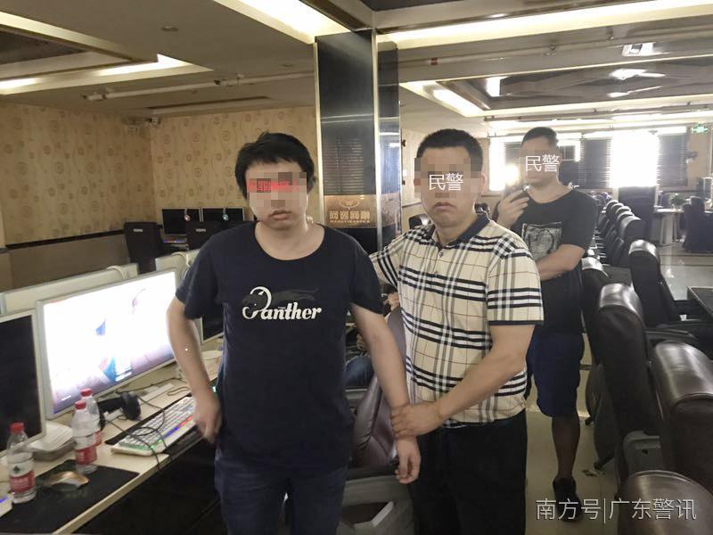 广州这五名盗贼很另类,专偷鸡鹅鸭