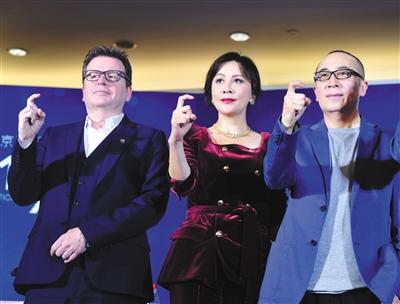 刘嘉玲:希望有更多女评委来北影节
