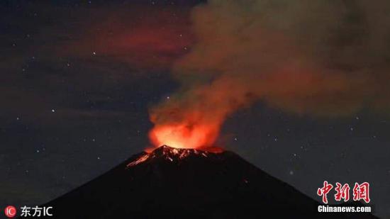 地球生物灭绝或因火山
