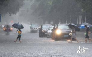 今年可能有1到2个强台风袭击广东