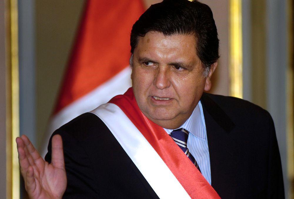 老总统突然自杀身亡,一桩腐败案掀翻秘鲁四位总统