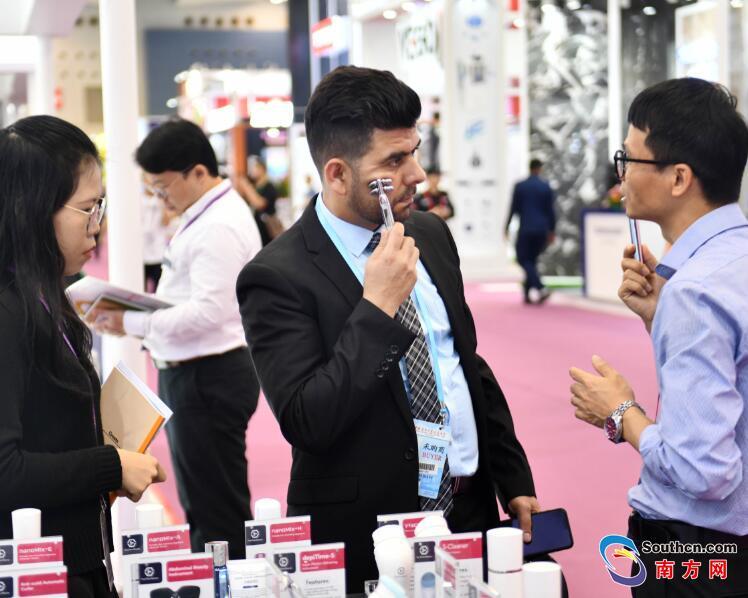 中国企业惊艳亮相广交会 以质取胜开拓国际市场
