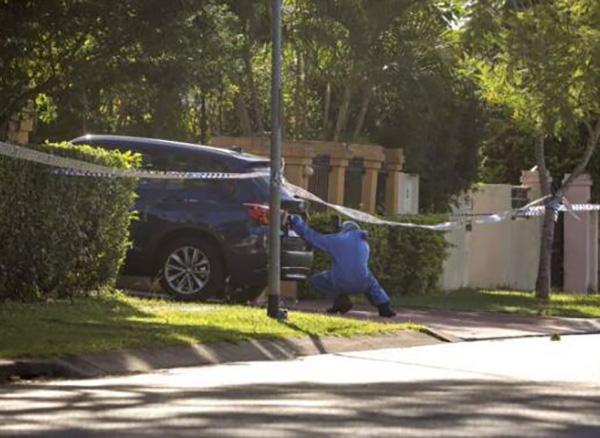 澳大利亚华人医生在自家车库遭枪杀