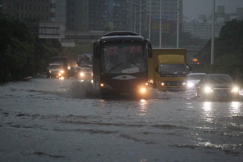 未来几天广东降水仍较频繁,省防总要求高度重视强降雨引发地质灾害