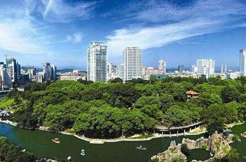 珠三角将建首个国家级森林城市群