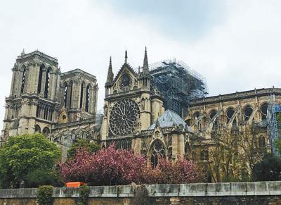 修复巴黎圣母院的诈骗