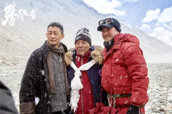 吴京《攀登者》国庆档