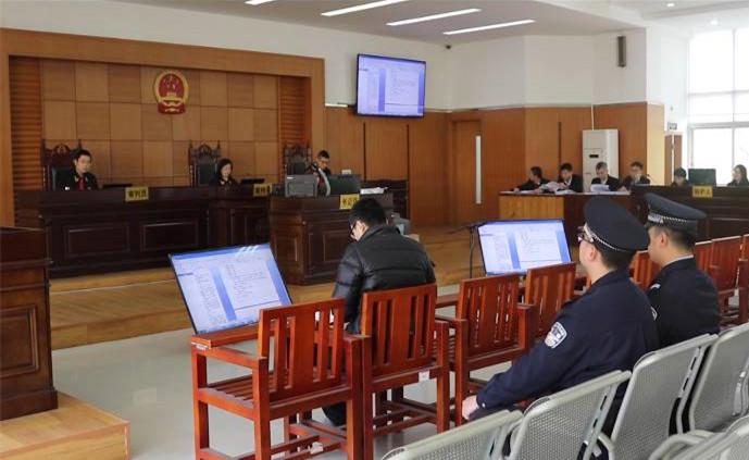 蓬江法院开审涉嫌组织卖淫犯罪案件