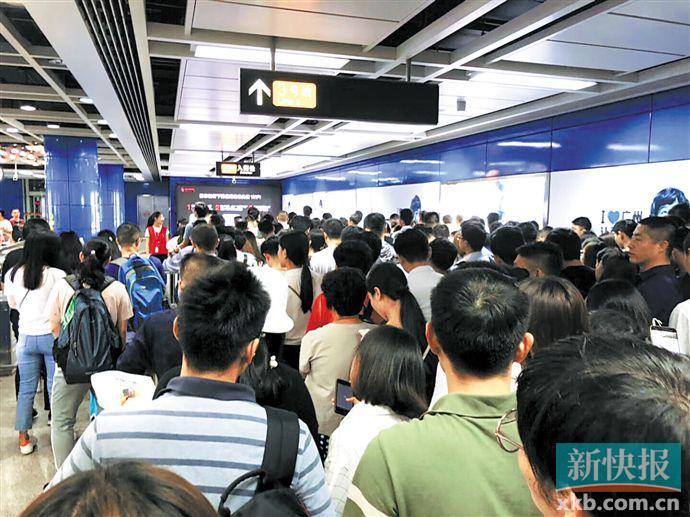 广州地铁珠江新城站 6月开始改造