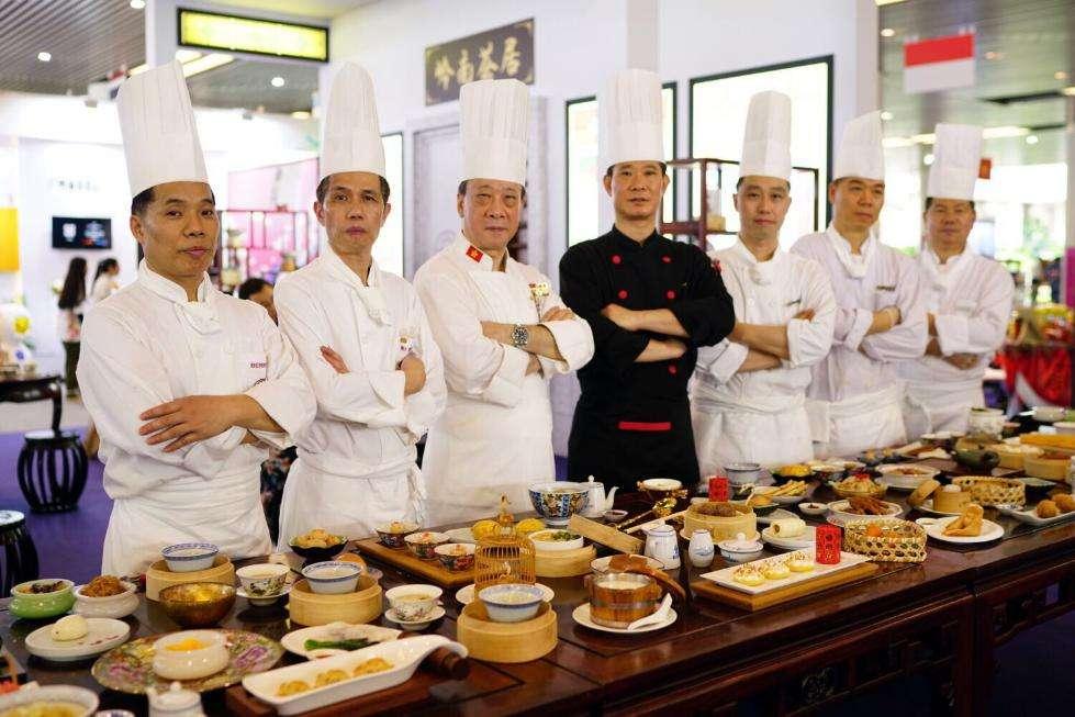 """人气爆棚!广州亚洲美食节市民乐享""""食遍亚洲"""""""