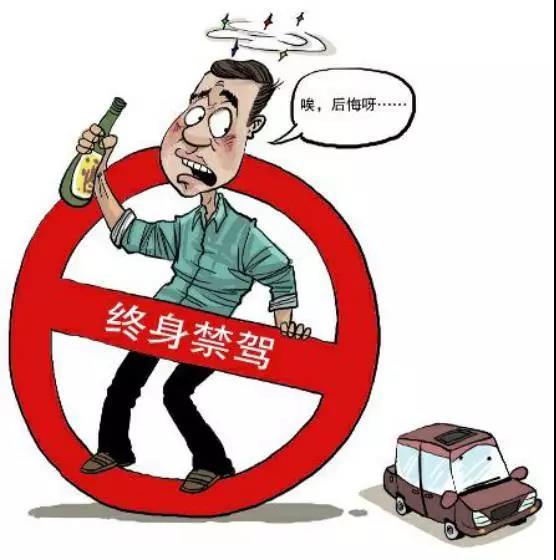 实名曝光!我市又有124人被禁驾,其中97人与酒驾有关