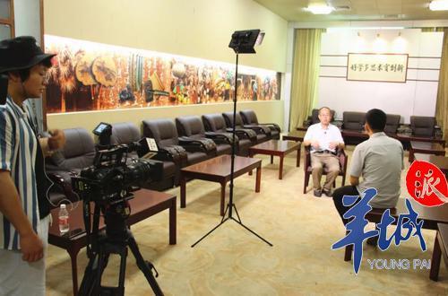 央视多个栏目近期频频来江门拍摄 这次拍的是什么?