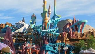 东京迪士尼海洋乐园启动大规模扩建工程