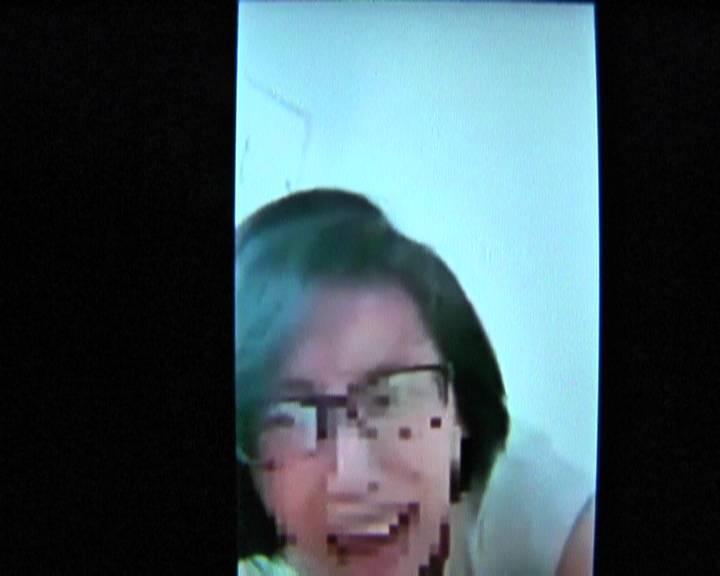 江门:家暴视频疯传 丈夫已被刑拘