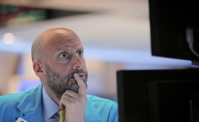 美股下挫道指跌逾280点,大型科技股全线走低