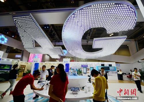中国手机上网用户12.9亿户 今年前4月使用流量349亿GB