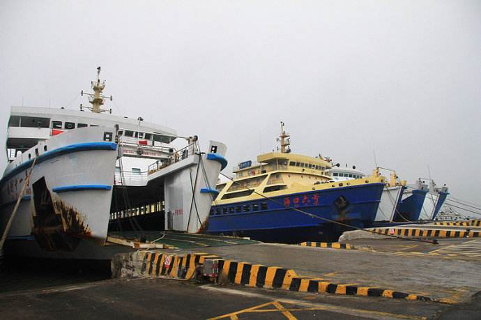 湛江至海口高铁确定走轮渡过海