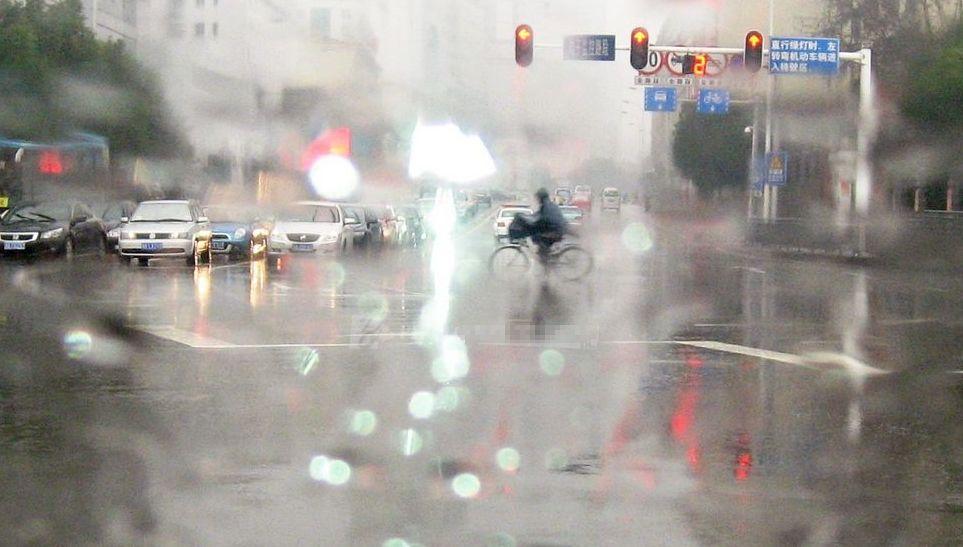 江门强降雨持续 本周降雨仍频密