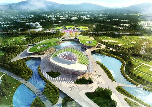 北京世园会游客量突破200万人次