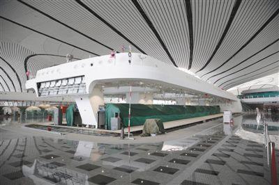 大兴机场航班进出京时间将大幅缩短